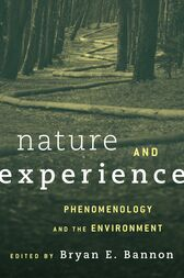 Nature and Experience by Bryan Bannon