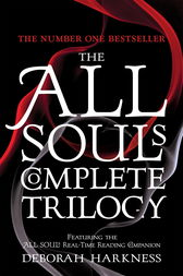 The All Souls Complete Trilogy by Deborah Harkness