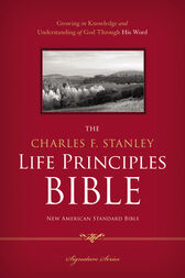 NASB, The Charles F. Stanley Life Principles Bible, eBook by Charles Stanley