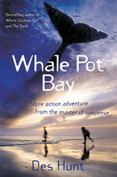 Whale Pot Bay by Des Hunt