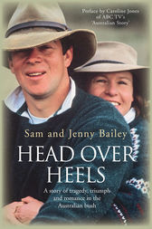Head Over Heels an Bush by S Bailey
