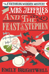 Mrs Jeffries and the Feast of St Stephen by Emily Brightwell