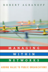 Managing within Networks by Robert Agranoff
