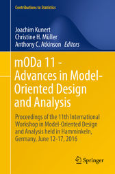 mODa 11 - Advances in Model-Oriented Design and Analysis by Joachim Kunert