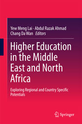 Higher Education in the Middle East and North Africa by Yew Meng Lai