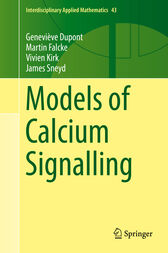 Models of Calcium Signalling by Geneviève Dupont