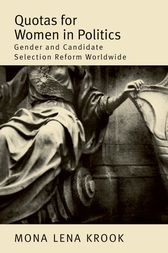 Quotas for Women in Politics by Mona Lena Krook