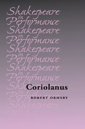 Coriolanus by Robert Ormsby