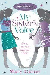 My Sister's Voice by Mary Carter