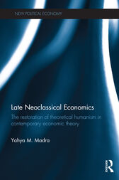Late Neoclassical Economics