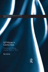 US Policies in Central Asia by Ilya Levine