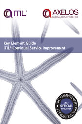 Key Element Guide ITIL Continual Service Improvement by AXELOS