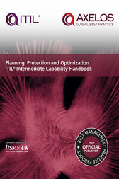 Planning, Protection and Optimization ITIL Intermediate Capability Handbook by itSMF UK