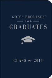 God's Promises for Graduates: Class of 2013 - Pink by Jack Countryman