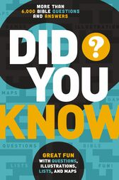 Did You Know? by Thomas Nelson