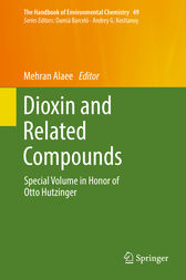 Dioxin and Related Compounds by Mehran Alaee