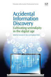 Accidental Information Discovery by Tammera M. Race