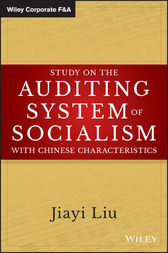 Study on the Auditing System of Socialism with Chinese Characteristics by Jiayi Liu