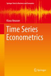 Time Series Econometrics by Klaus Neusser