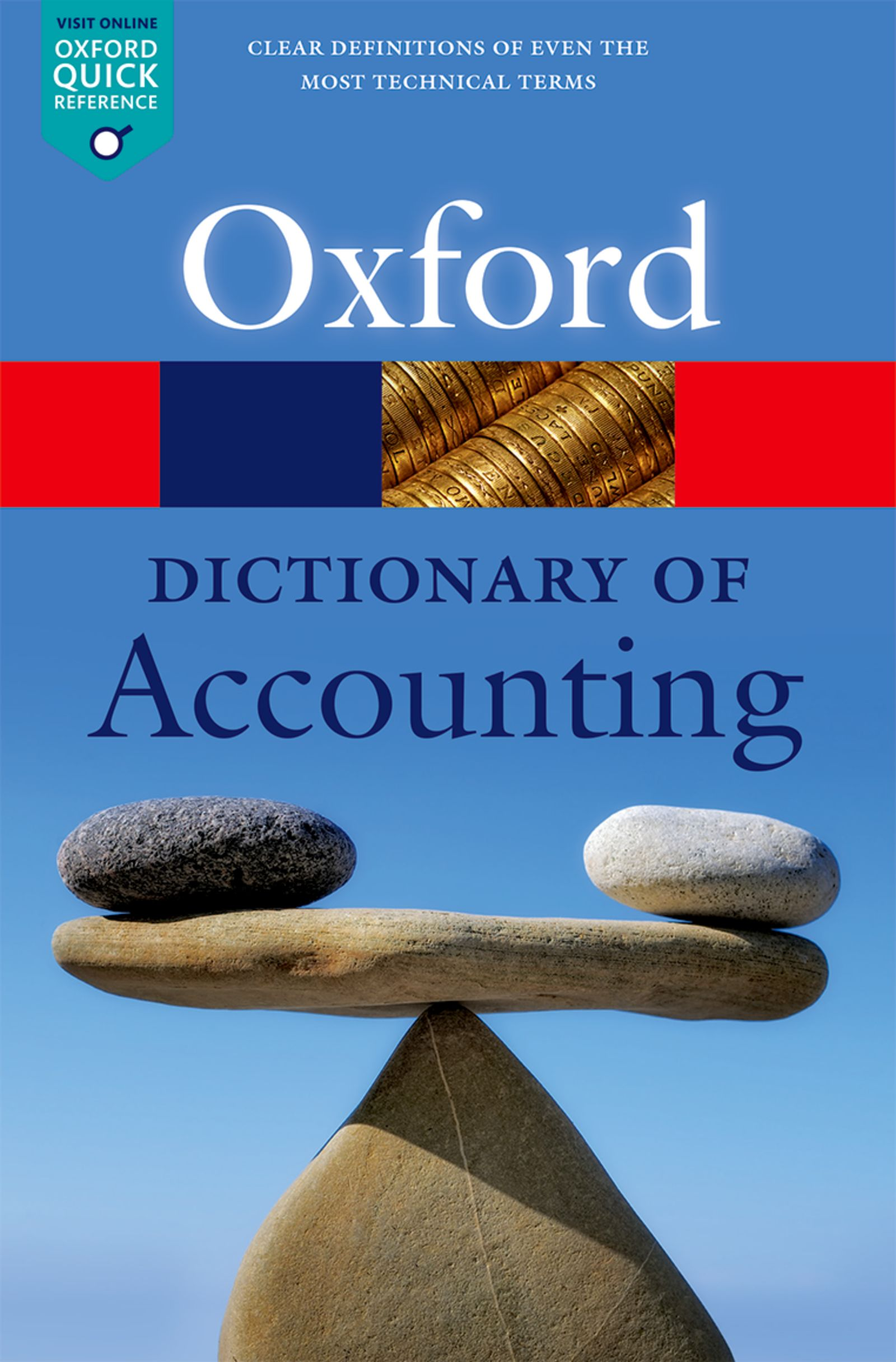 Download Ebook A Dictionary of Accounting (5th ed.) by Jonathan Law Pdf