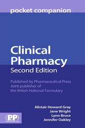 Clinical Pharmacy Pocket Companion by Alistair Howard Gray