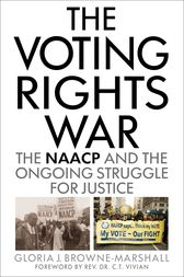The Voting Rights War by Gloria J. Browne-Marshall