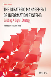 The Strategic Management of Information Systems by Joe Peppard
