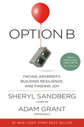 Option B by Sheryl Sandberg