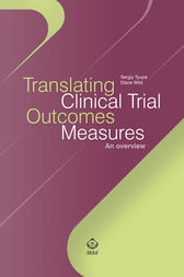 Translating Clinical Trial Outcomes Measures by Sergiy Tyupa