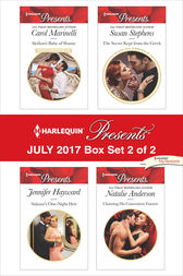 Harlequin Presents July 2017 - Box Set 2 of 2 by Carol Marinelli