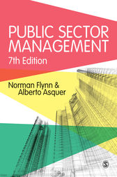Public Sector Management by Norman Flynn