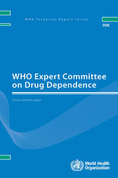 WHO Expert Committee on Drug Dependence by WHO