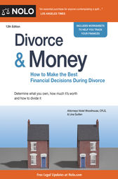 Divorce & Money by Violet Woodhouse