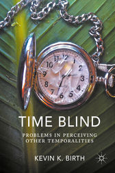 Time Blind by Kevin K. Birth