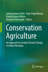 Conservation Agriculture by Jaideep Kumar Bisht