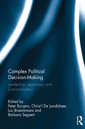 Complex Political Decision-Making by Peter Bursens