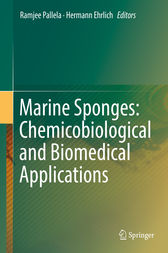 Marine Sponges: Chemicobiological and Biomedical Applications by Ramjee Pallela
