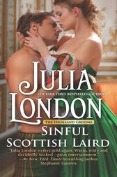 Sinful Scottish Laird (The Highland Grooms, Book 2) by Julia London