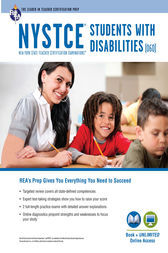 NYSTCE Students with Disabilities (060) Book + Online by Ken Springer
