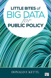 Little Bites of Big Data for Public Policy by Donald F. Kettl