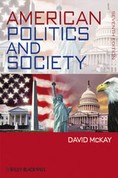 American Politics and Society, eTextbook by David McKay