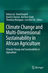 Climate Change and Multi-Dimensional Sustainability in African Agriculture by Rattan Lal