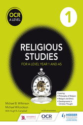 OCR Religious Studies A Level Year 1 and AS by Hugh Campbell