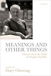 Meanings and Other Things by Gary Ostertag