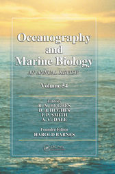 Oceanography and Marine Biology by R.N. Hughes