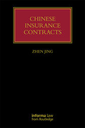 Chinese Insurance Contracts by Zhen Jing