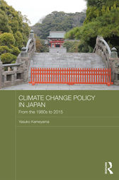 Climate Change Policy in Japan by Yasuko Kameyama