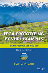 FPGA Prototyping by VHDL Examples by Pong P. Chu