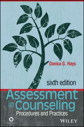 Assessment in Counseling by Danica G. Hays