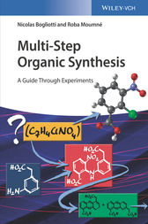 Multi-Step Organic Synthesis by Nicolas Bogliotti